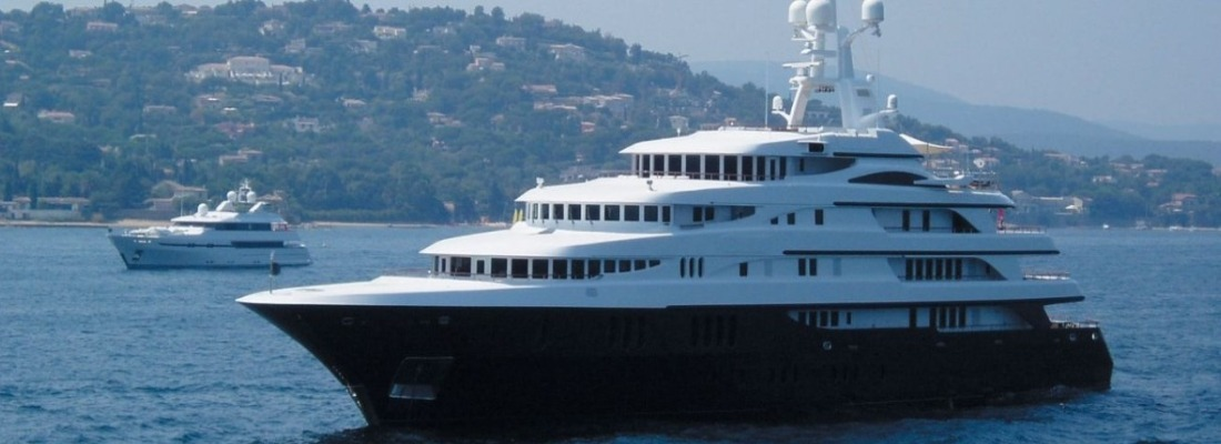 Career Zone: Work On A Super-Yacht