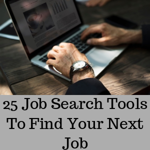 11 Great Job Search Tools To Help You Find Your Next Job