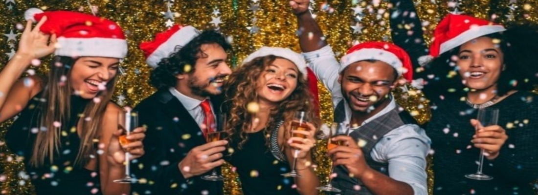 Eight Tips For Introverts To Deal With Christmas Parties Over The Festive Period